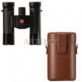 Lornetka Leica 40264 Ultravid Leather Black 10x25