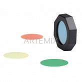 Filtry  Led Lenser do latarek 0313-F